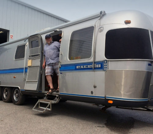 MDP Airstream Production Vehicle
